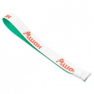 Текстильный контрольный браслет Ашан