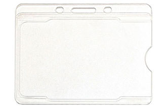 KDGHV-204 - Карман жесткий пластиковый открытый