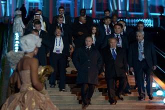 Саммит G20 в России